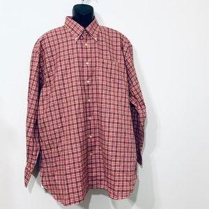 Peter Millar Nanoluxe Easy Care Dress Shirt Sz XXL